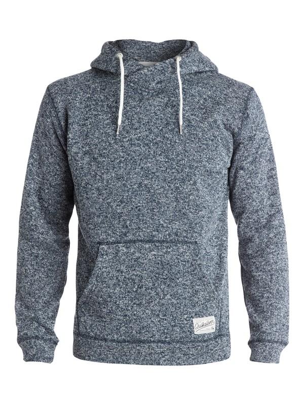 0 Keller Polar Fleece Pullover  EQYFT03175 Quiksilver