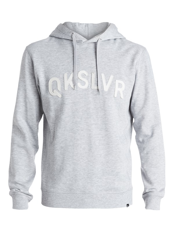 0 Everyday Heather - Sweat à capuche  EQYFT03178 Quiksilver