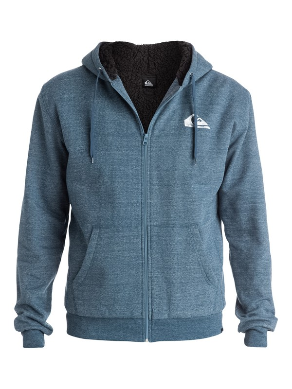 0 Top térmico Everyday Heather Sherpa  EQYFT03180 Quiksilver