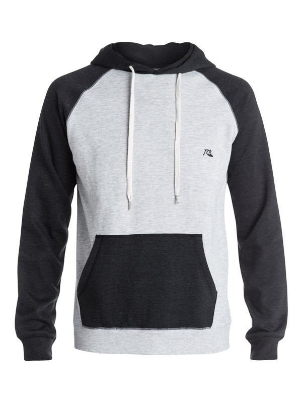 0 Major Block Pullover Fleece  EQYFT03185 Quiksilver