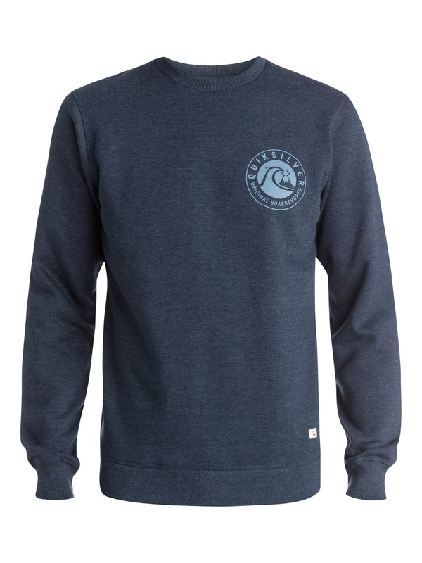 0 Major Sweatshirt  EQYFT03246 Quiksilver