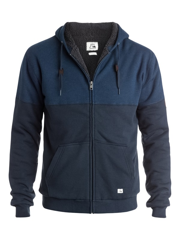 0 Color Block Sherpa  EQYFT03262 Quiksilver