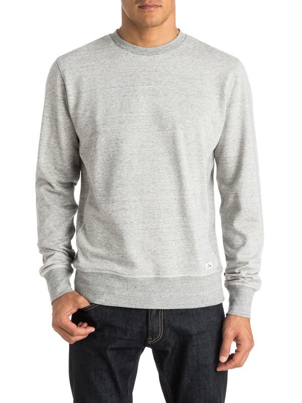 0 Essential Crew Sweatshirt  EQYFT03288 Quiksilver