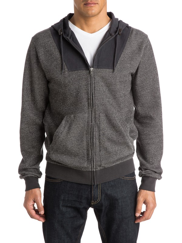 0 Lost At Sea Zip-Up Hoodie  EQYFT03305 Quiksilver
