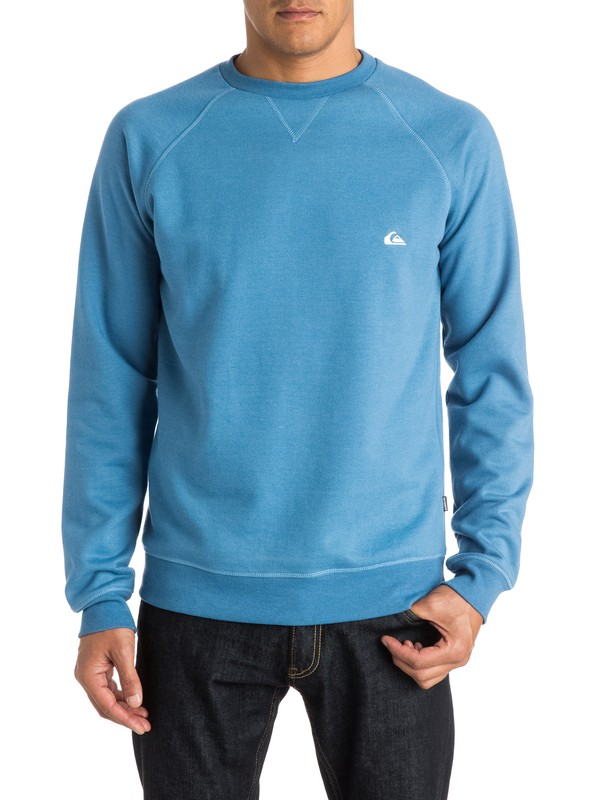 0 Everyday Crew Sweatshirt  EQYFT03363 Quiksilver