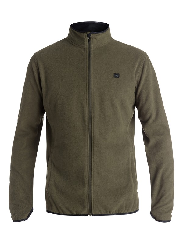 0 Aker Zip-Up Fleece  EQYFT03373 Quiksilver