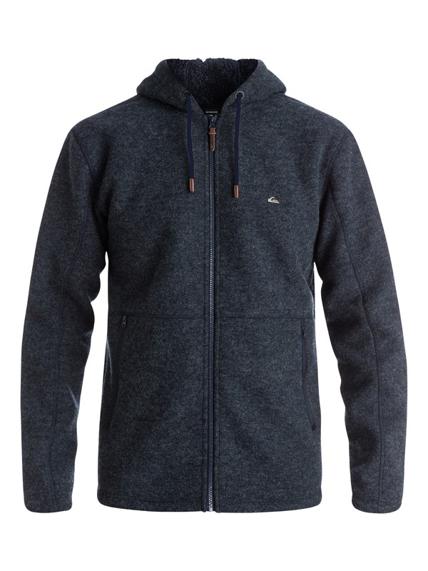0 Into The Wild - Sweat à capuche technique zippé  EQYFT03391 Quiksilver