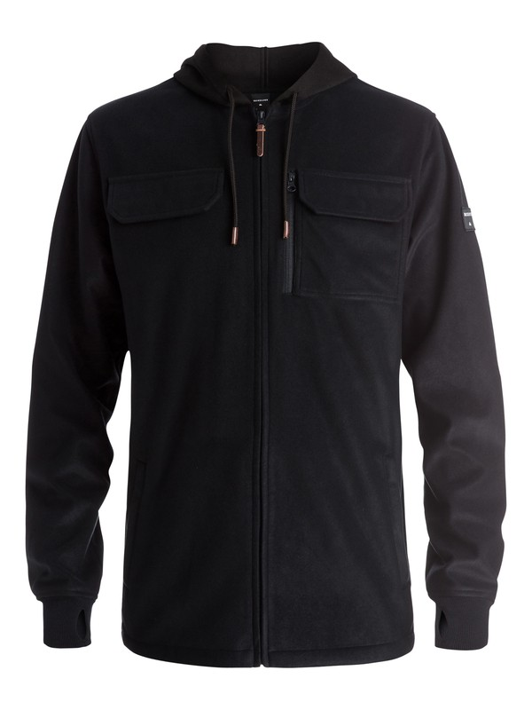 0 Connector Riding Fleece  EQYFT03403 Quiksilver