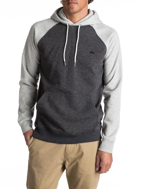 0 Everyday Sweatshirt Black EQYFT03428 Quiksilver