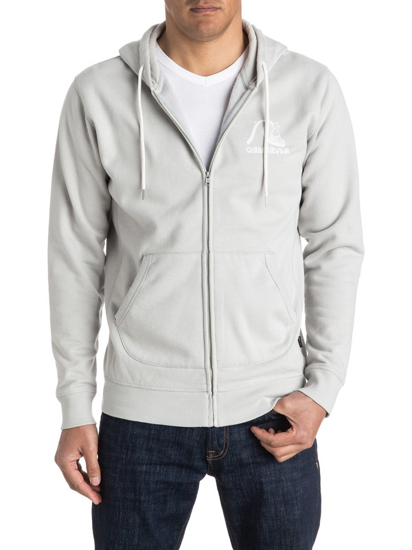 0 Bubble Zip-Up Hoodie  EQYFT03505 Quiksilver