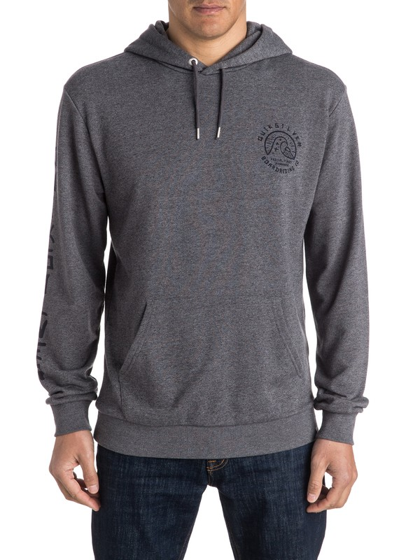 0 Jungle Forest Hoodie  EQYFT03512 Quiksilver