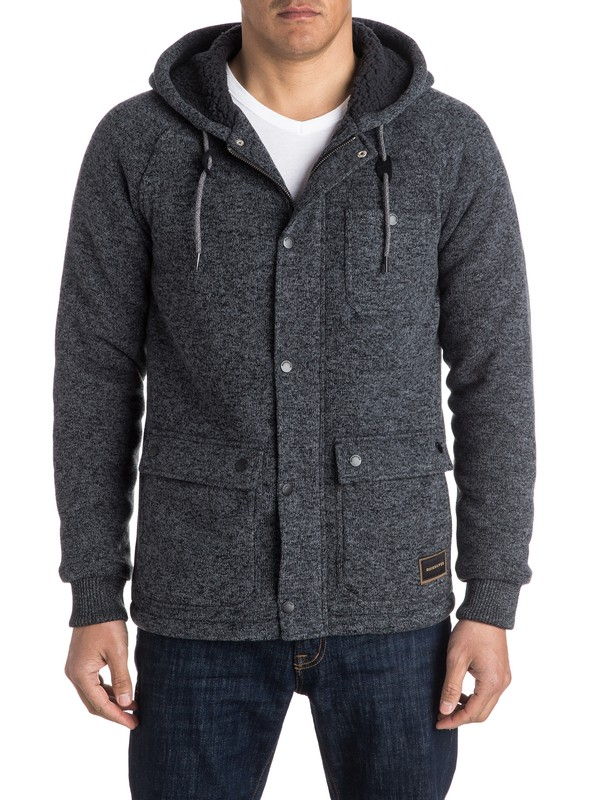 0 Frozen Over Zip-Up Hoodie  EQYFT03517 Quiksilver