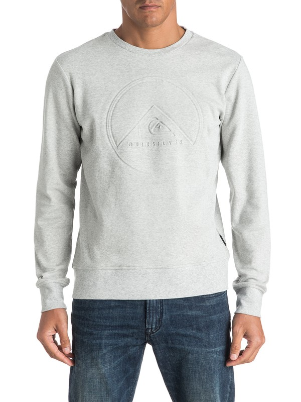 0 Ohsee - Sweat  EQYFT03549 Quiksilver