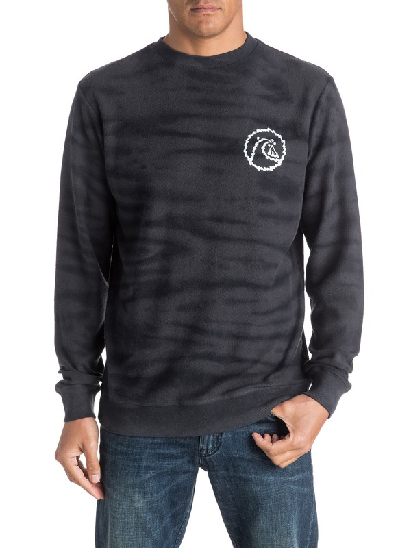 0 Mellow Out Sweatshirt  EQYFT03574 Quiksilver