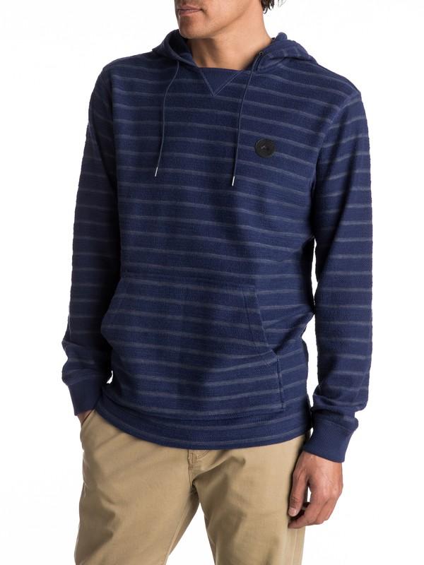 0 El Agutaya Sweatshirt Blue EQYFT03663 Quiksilver