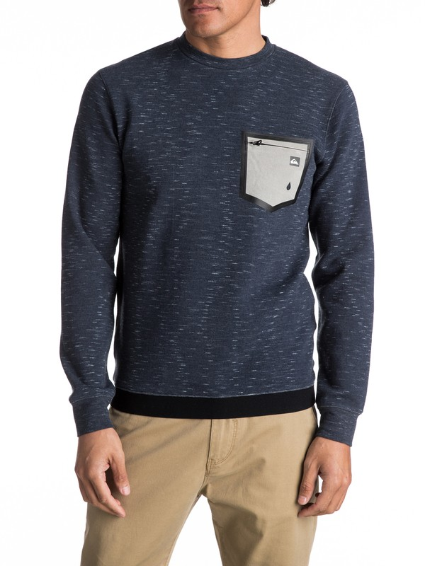 0 Kurow Technical Sweatshirt  EQYFT03665 Quiksilver