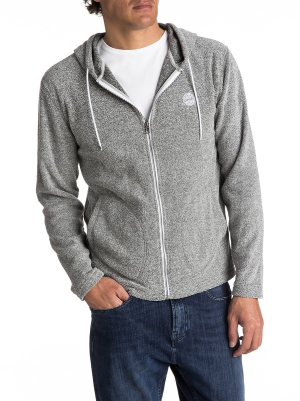 0 After Surf Super-Soft Zip-Up Hoodie  EQYFT03667 Quiksilver