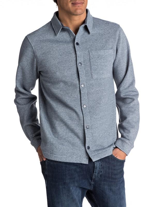 0 Hozy Witt Long Sleeve Shirt  EQYFT03672 Quiksilver