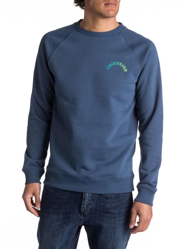 0 Original Blend Sweatshirt  EQYFT03699 Quiksilver