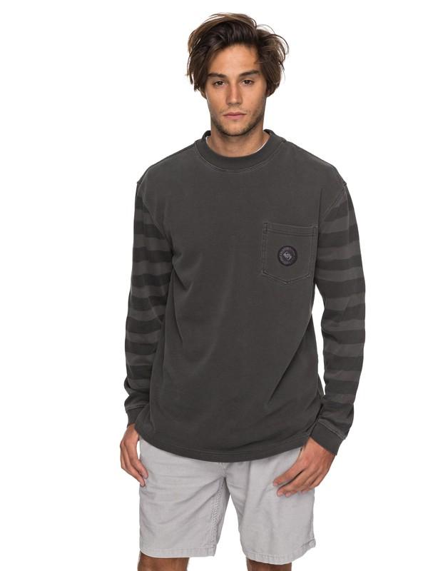 0 Wave Runner Sweatshirt  EQYFT03752 Quiksilver