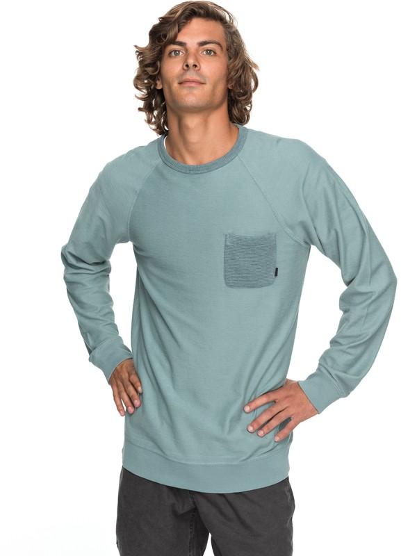 0 Baao Sweatshirt  EQYFT03765 Quiksilver
