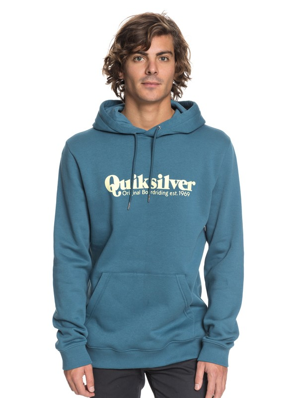 0 Twin Fin Mates Hoodie  EQYFT03808 Quiksilver