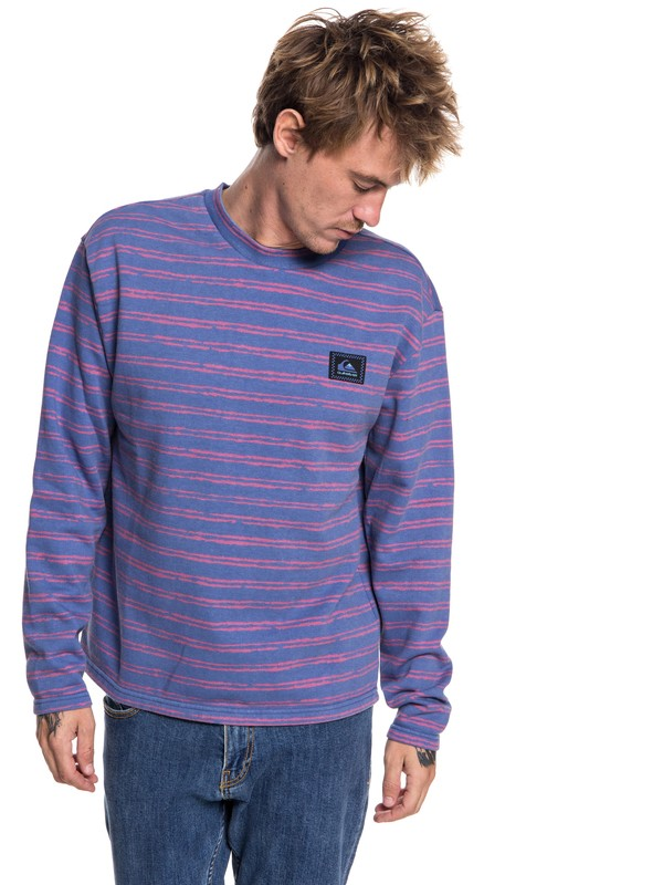 0 Early Faze Sweatshirt Blue EQYFT03854 Quiksilver