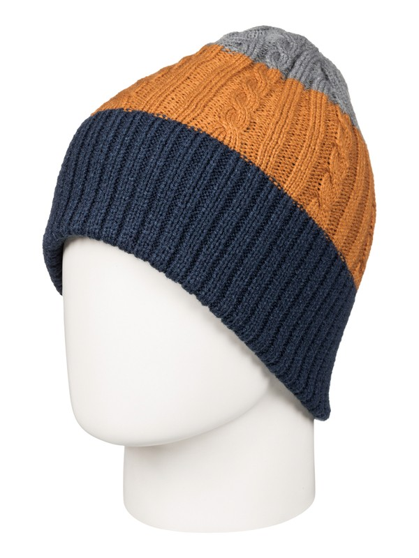 0 Look Up Beanie  EQYHA03035 Quiksilver