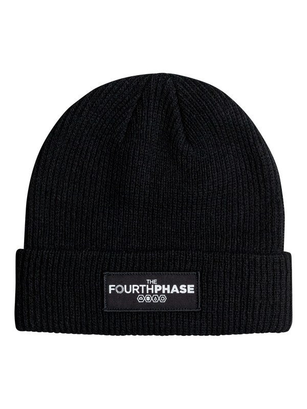 0 The Fourth Phase Beanie  EQYHA03058 Quiksilver