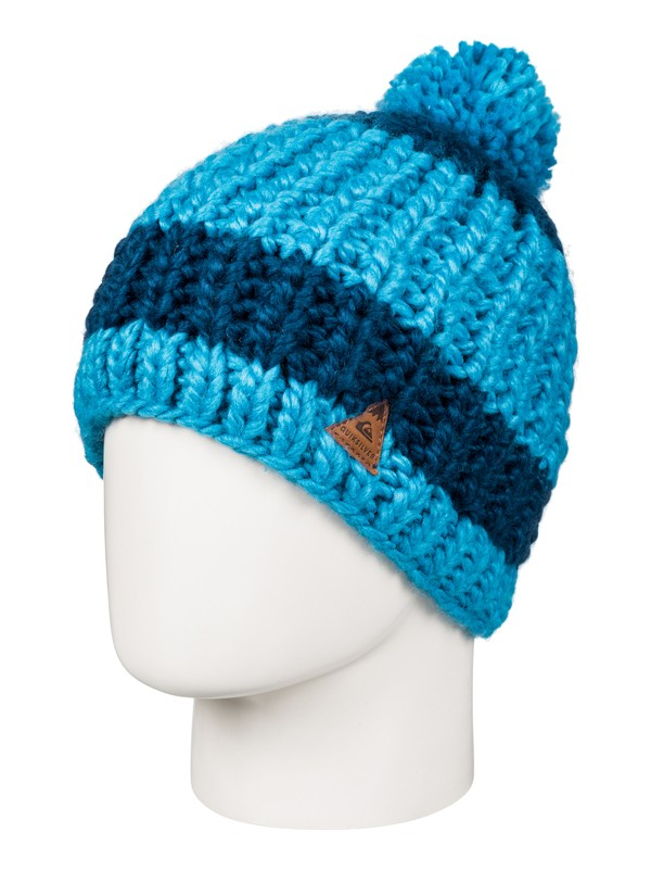 0 Shaw - Bonnet pour Homme  EQYHA03064 Quiksilver
