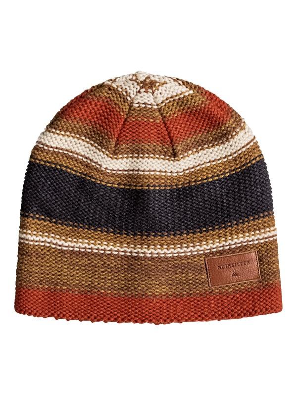0 Cushy Jacquard - Bonnet pour Homme  EQYHA03093 Quiksilver