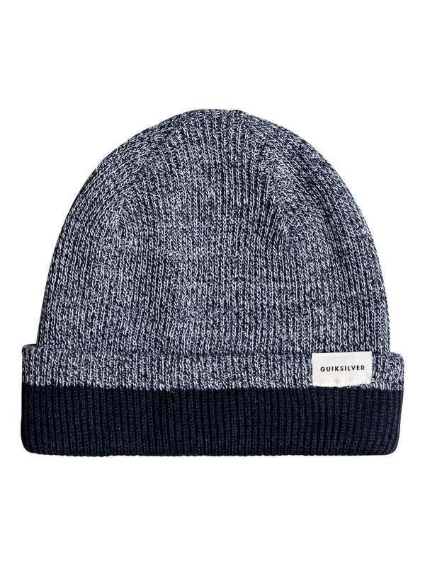 0 Performed Color Block Reversible Beanie  EQYHA03097 Quiksilver