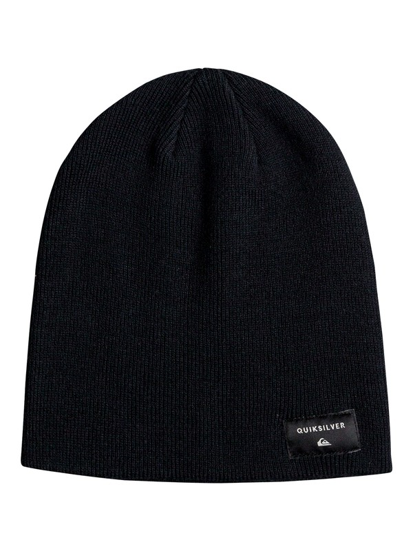 0 Cushy Slouch - Bonnet Noir EQYHA03100 Quiksilver