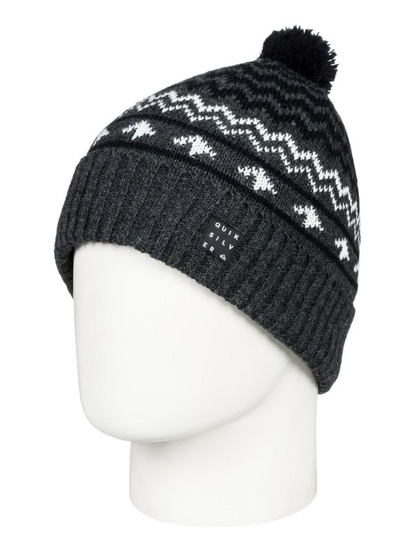 0 Nash - Bonnet pour Homme Noir EQYHA03156 Quiksilver