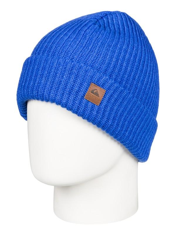 0 Routine - Gorro para Hombre Azul EQYHA03158 Quiksilver
