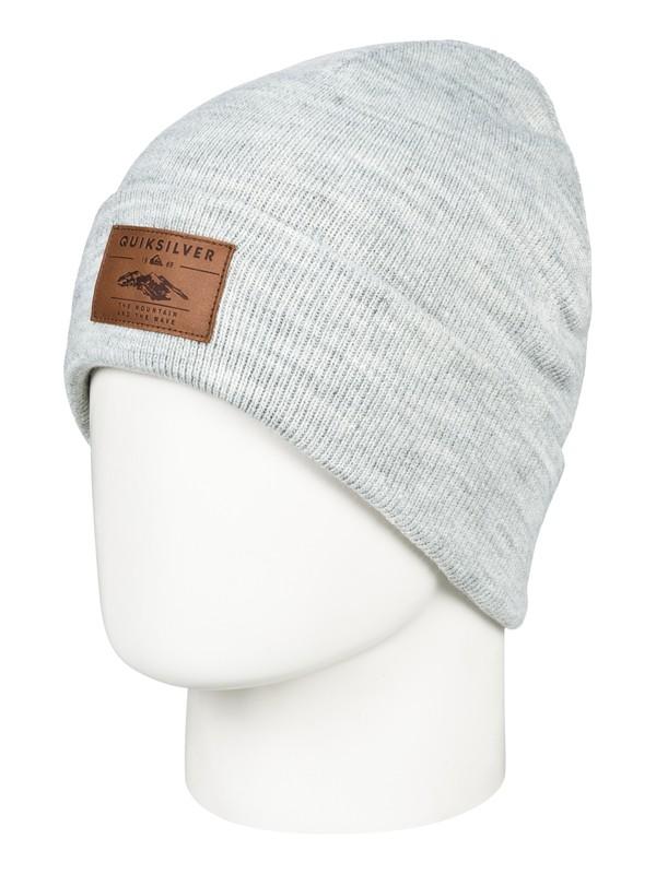 0 Brigade - Bonnet pour Homme Blanc EQYHA03160 Quiksilver