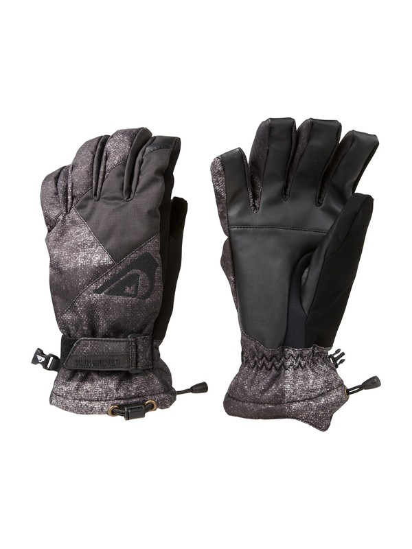 0 METEOR GLOVES AOP IRISH PLAID  EQYHN00012 Quiksilver