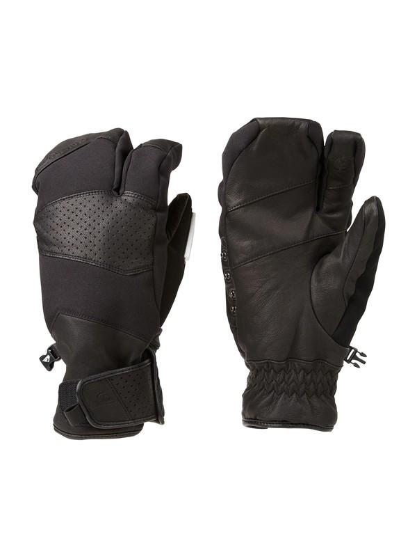 0 Travis Rice Natural 10K Gloves  EQYHN00017 Quiksilver