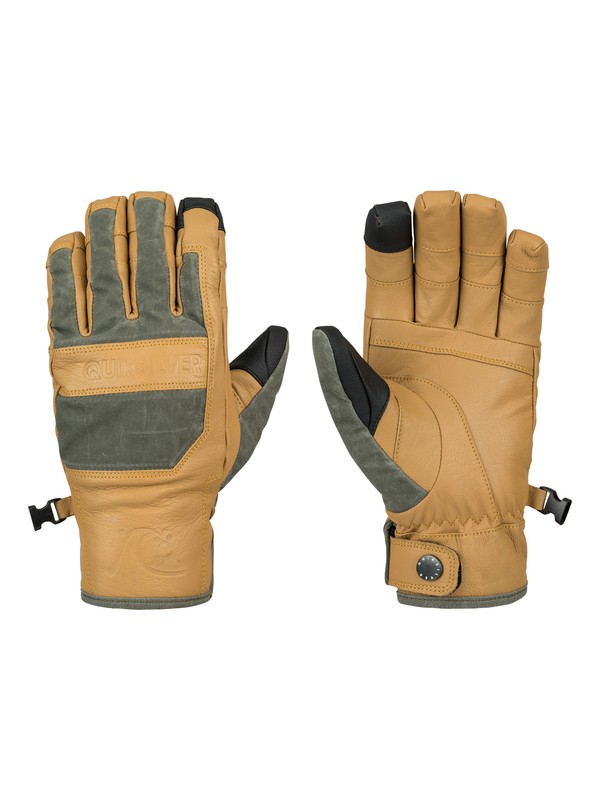 0 Wildcat Gloves  EQYHN03017 Quiksilver