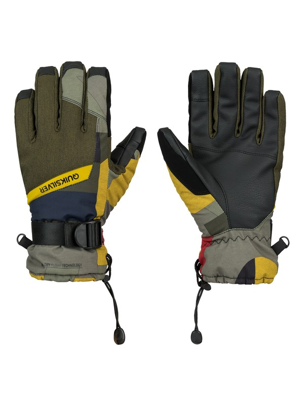 0 Mission Gloves  EQYHN03019 Quiksilver