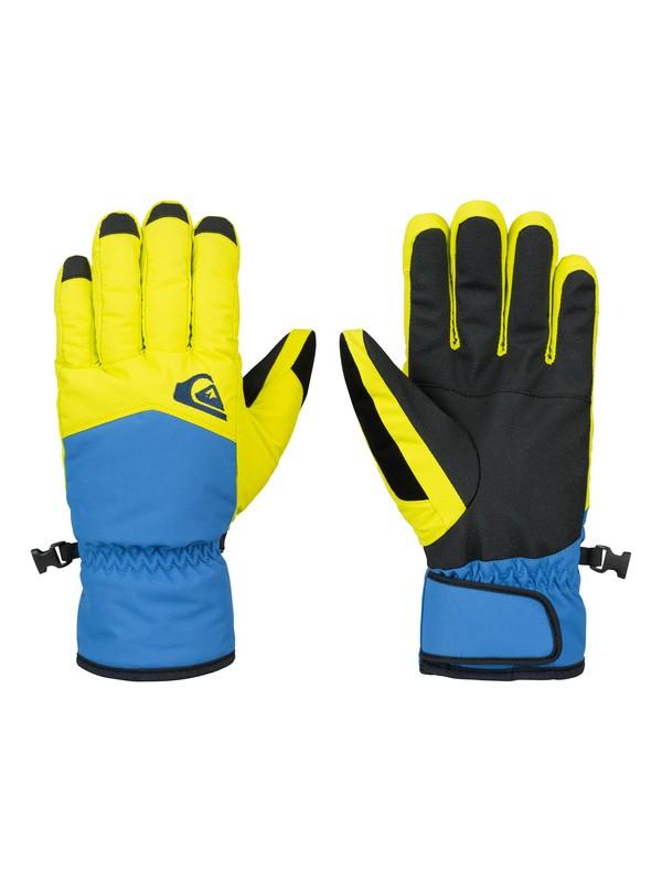 0 Cross Gloves  EQYHN03022 Quiksilver