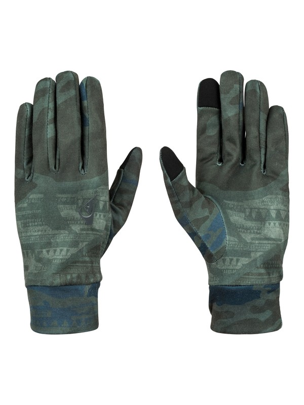 0 City Liner Gloves  EQYHN03023 Quiksilver
