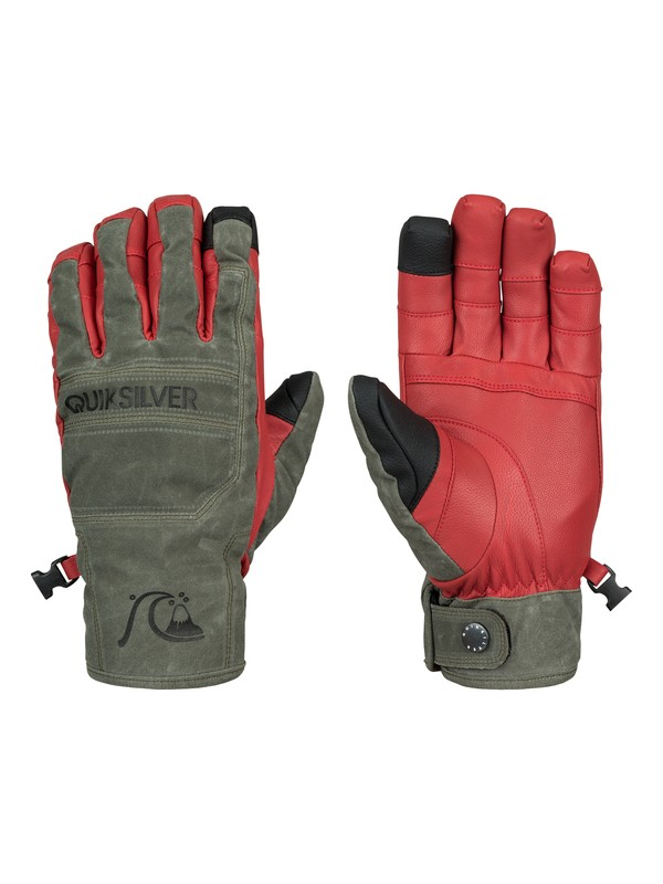 0 Alex Courtes Wildcat Gloves  EQYHN03031 Quiksilver