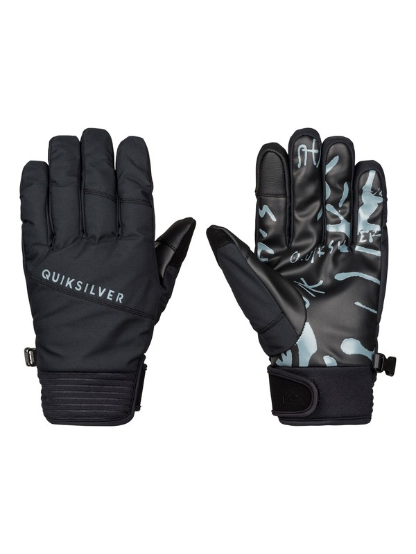 0 Method - Snow Gloves  EQYHN03054 Quiksilver