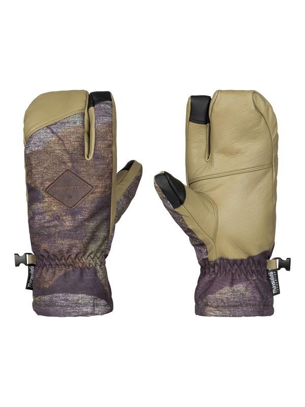 0 Trigger - Moufles de snow à trois doigts  EQYHN03061 Quiksilver