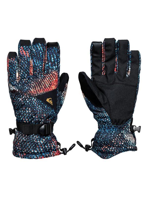0 TR Mission Snowboard/Ski Gloves  EQYHN03097 Quiksilver