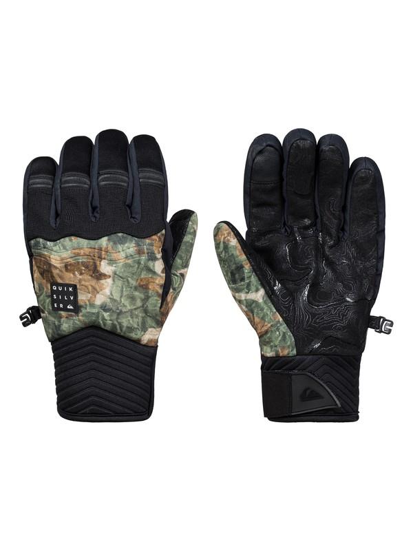 0 Method - Ski/Snowboard Gloves  EQYHN03108 Quiksilver