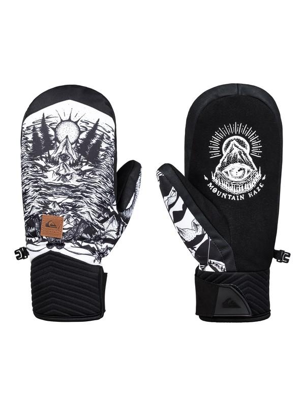 0 Method - Guantes para esquí/snowboard para Hombre Blanco EQYHN03109 Quiksilver
