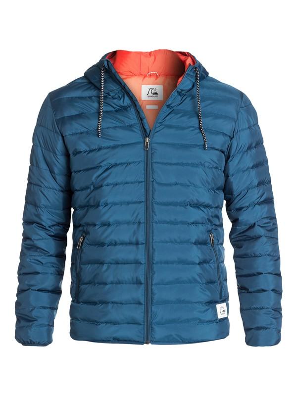 0 Scaly Slim Fit Jacket  EQYJK03004 Quiksilver