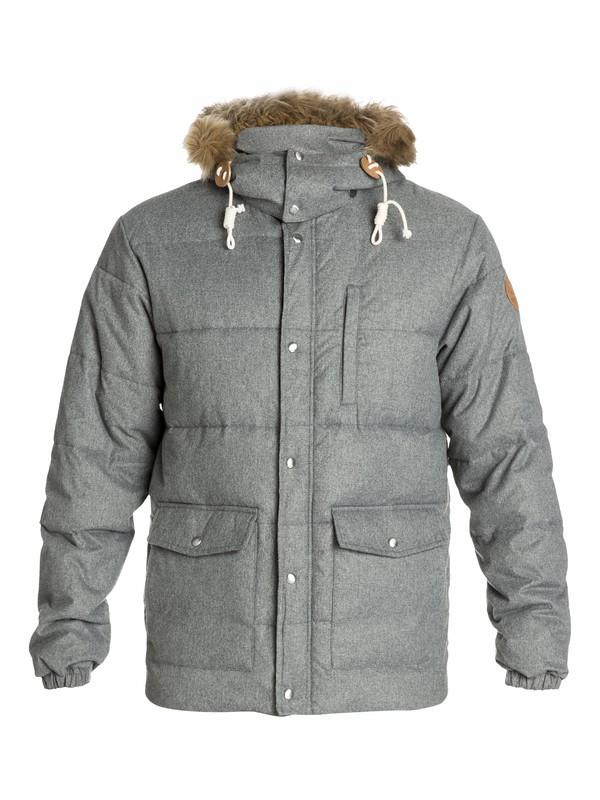 0 Woolmore Jacket  EQYJK03018 Quiksilver